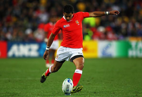 Kurt Morath_Tonga v France_2011 RWC
