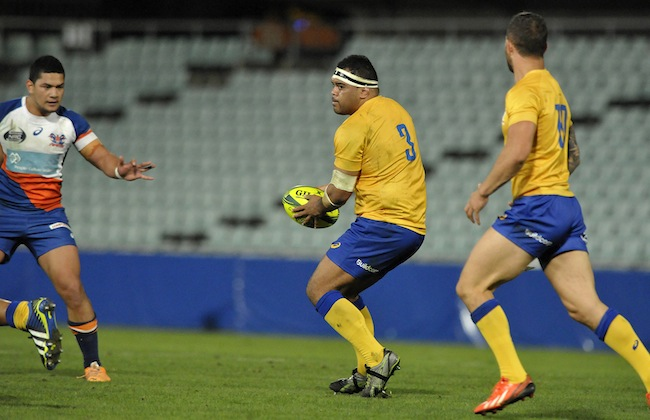Sam Talakai_Brisbane City v GS Rams_2014_JB