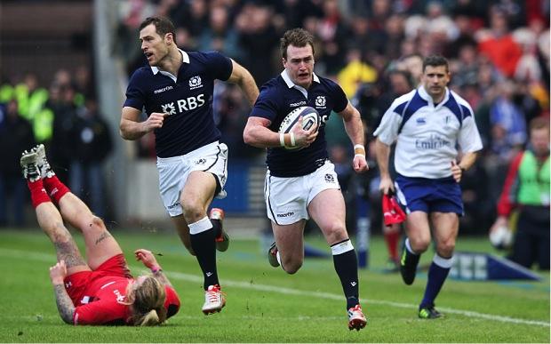 Stuart Hogg_Scotland v Wales_2017