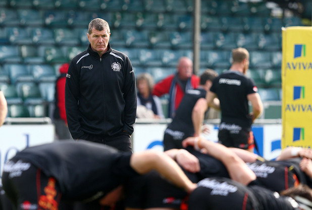 Rob Baxter_Exeter scrum session_2017