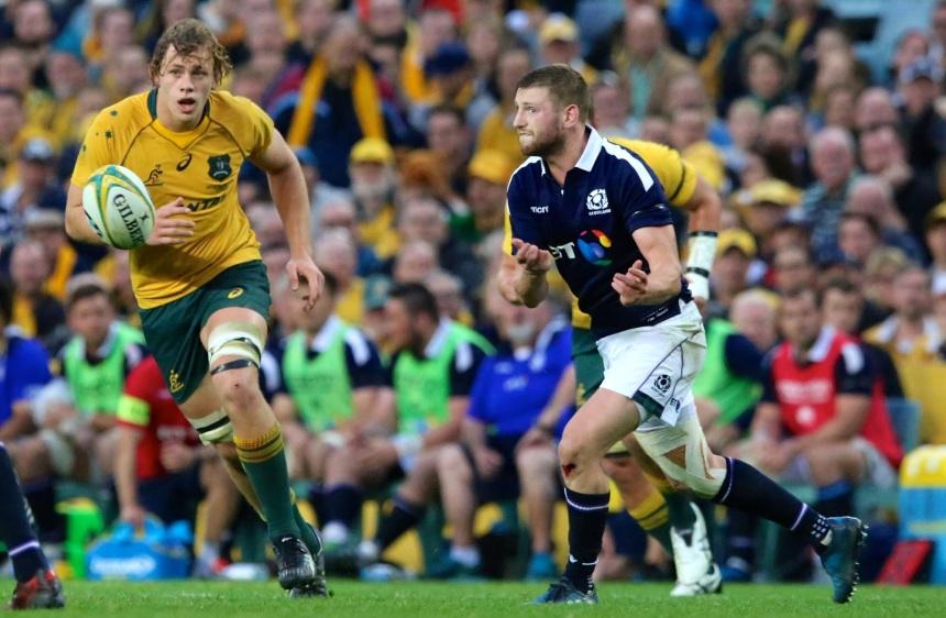 Finn Russell_Wallabies v Scotland_2017_AJF