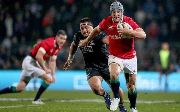 Jonathan Davies_Lions v NZ