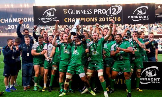 Connacht_Pro 12 Champions 2016