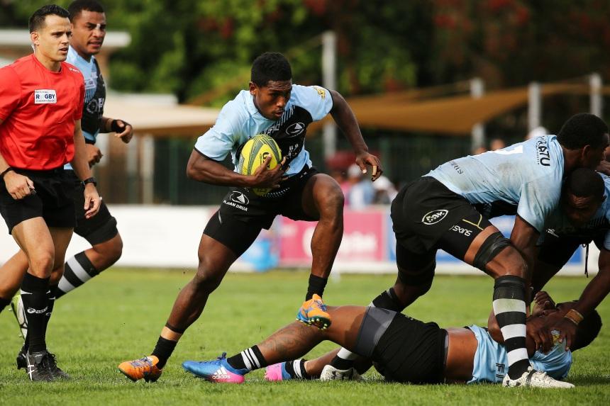 Sevu Cavuilati_Fijian Drua v Rams_2017 NRC_KW