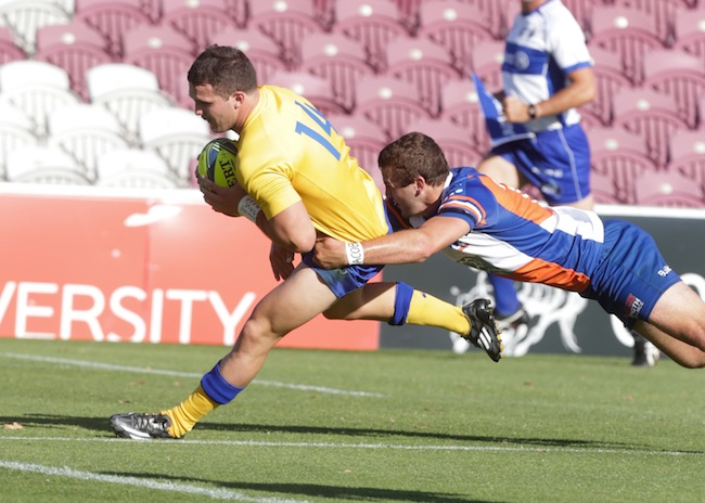 Brisbane City v Greater Sydney Rams