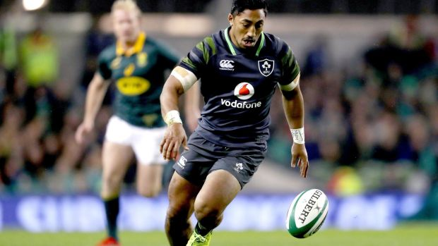 Bundee Aki_Ireland v South Africa_2017