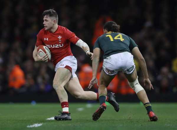 Steff Evans_Wales v South Africa_2017