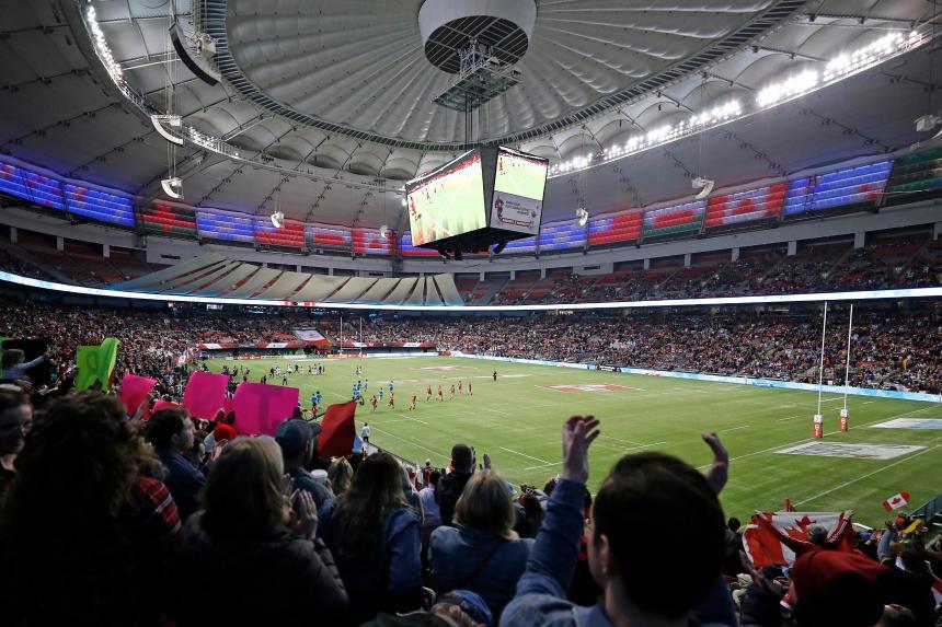 BC Place Stadium_Vancouver Sevens_2018_WR