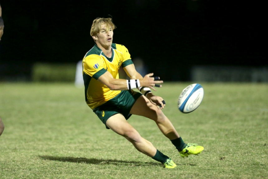 Tate McDermott_Junior Wallabies v Fiji_2018_Sportography