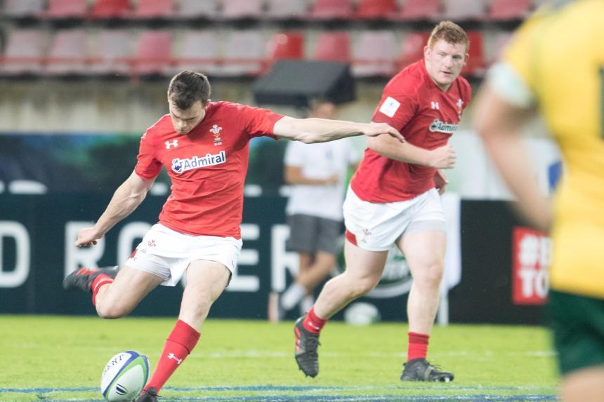 Cai Evans_Wales U20s v Aussie U20s_2018_WR