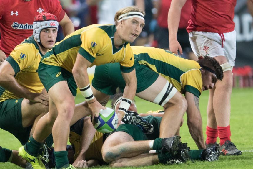 Tate McDermott_Aussie U20s v Wales U20s_2018_WR