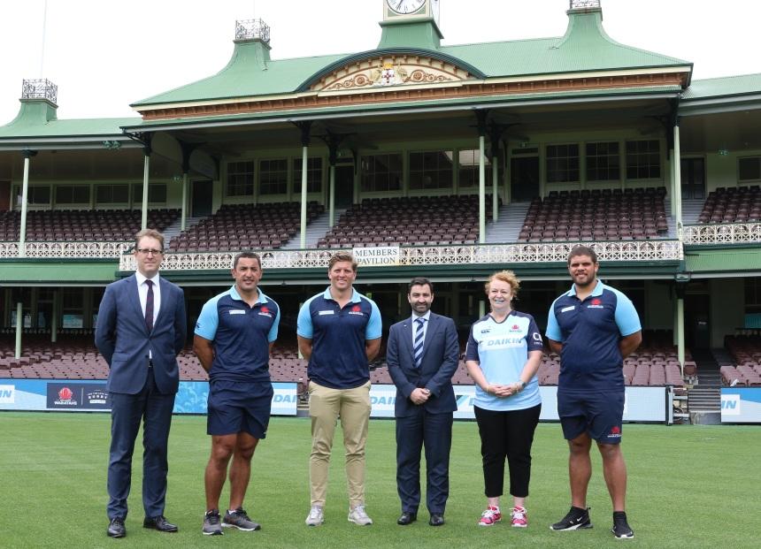 NSW Waratahs_SCG Announcement_2018_JD
