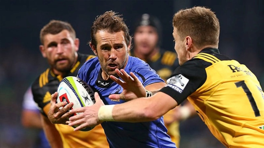 Peter Grant_Western Force v Hurricanes_2017
