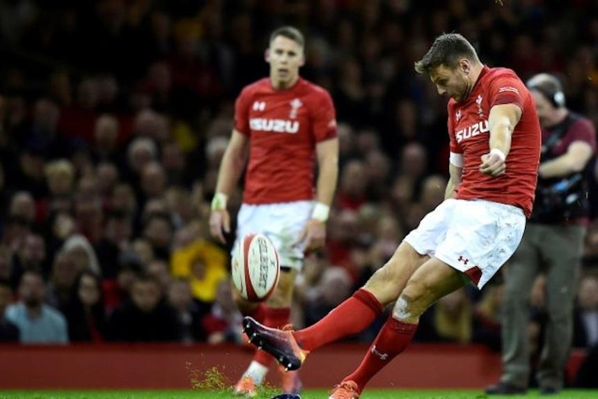 Dan Biggar_Wales v Australia_2018