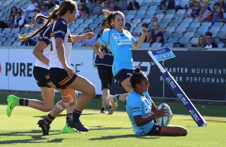 Mahalia Murphy_NSW Women v Brumbies Women_2019_AJF