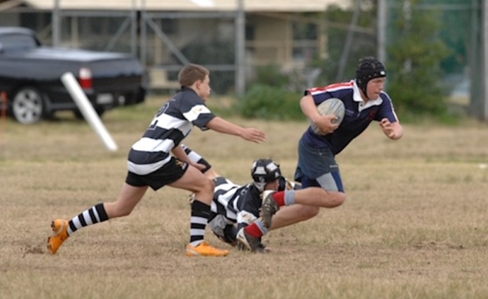 Rory O'Connor_Manly Roos_2009
