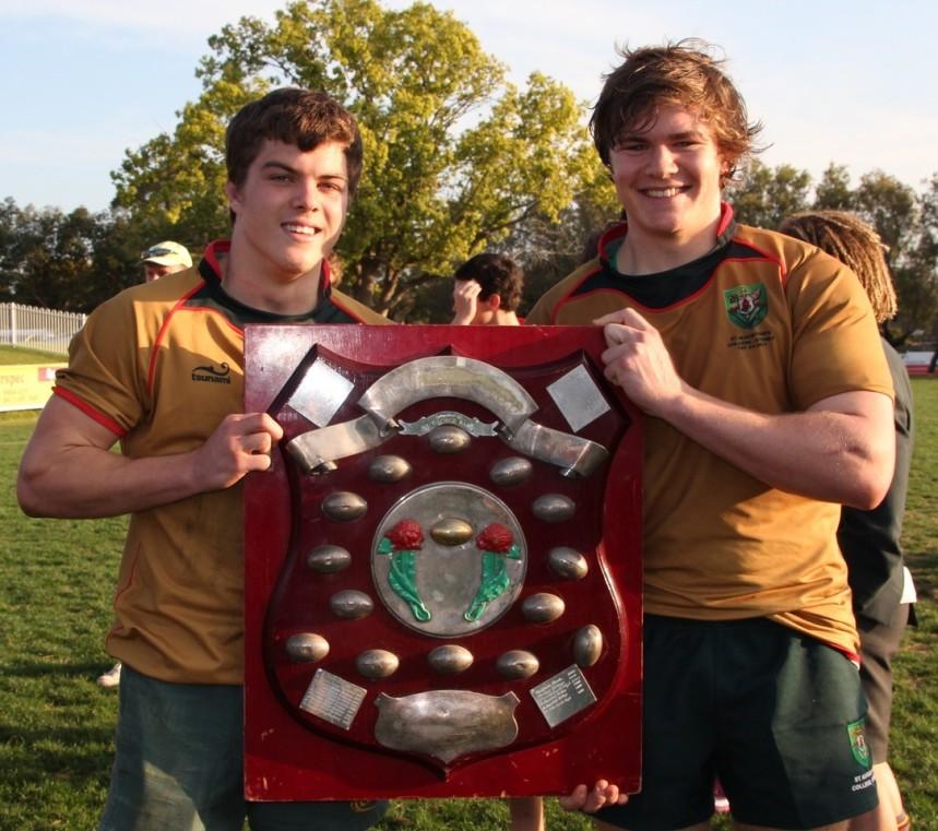 Rory O'Connor_Waratah Shield_2011
