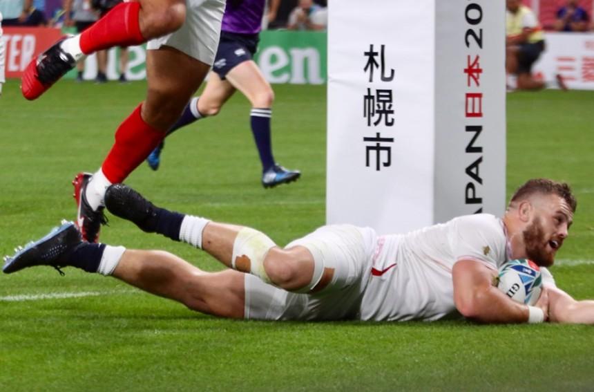 Luke Cowan Dickie_England v Tonga_RWC 2019_AJF