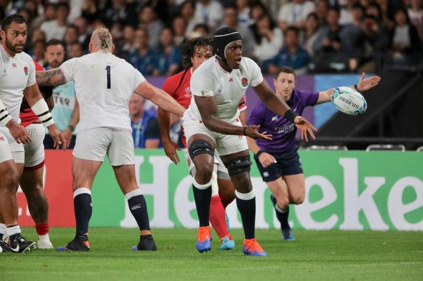 Maro Itoje_England v Tonga_RWC 2019_AJF