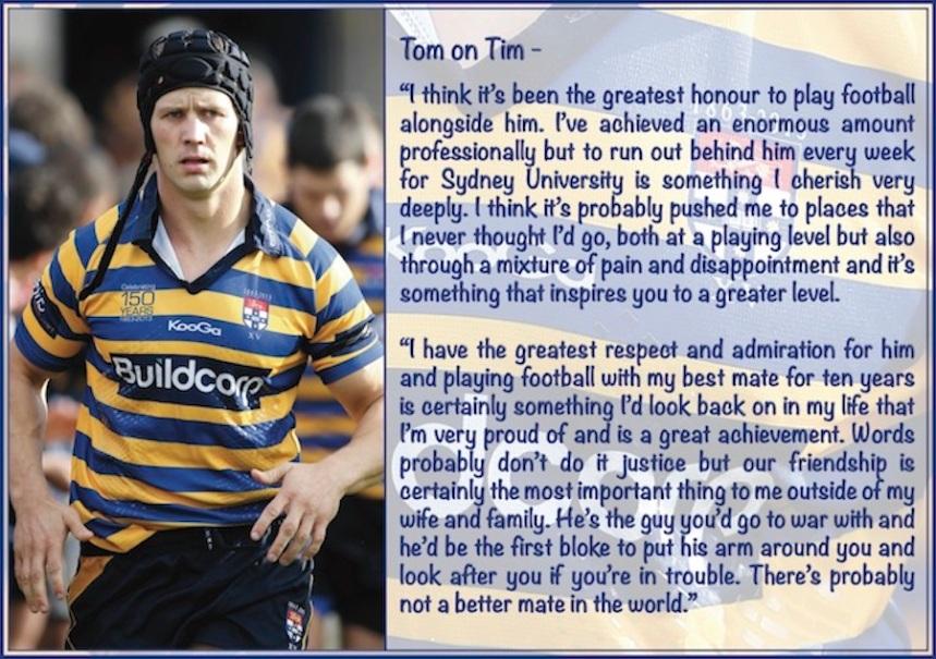 Tim Tribute