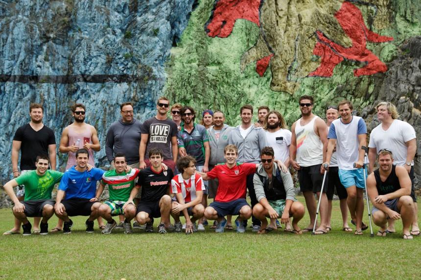 WRC Cuba Tour 2013
