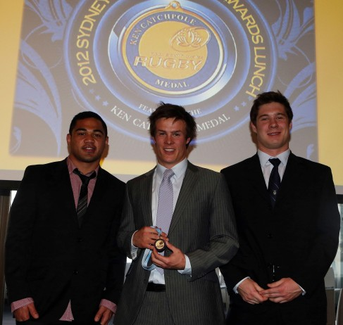 Leota, Iese -Angus, Hamish -Cox, Andrew catchpole medal 140912D-7238.JPG