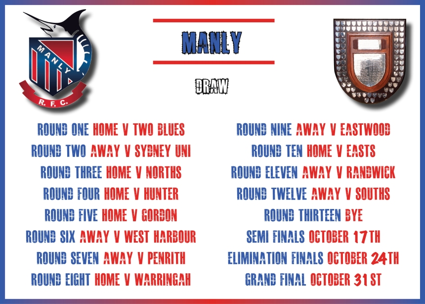 Manly Draw