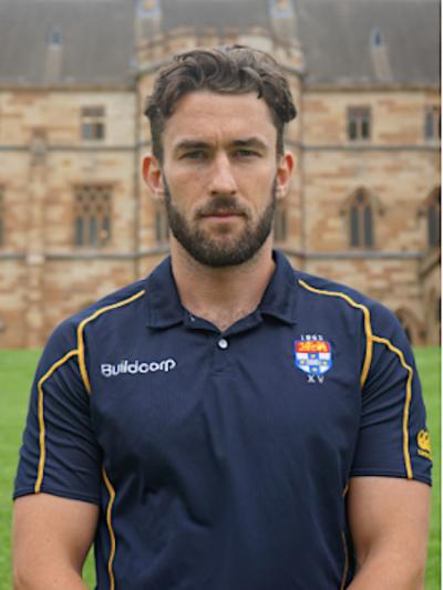Michael Hodge_Sydney Uni coaching_2019